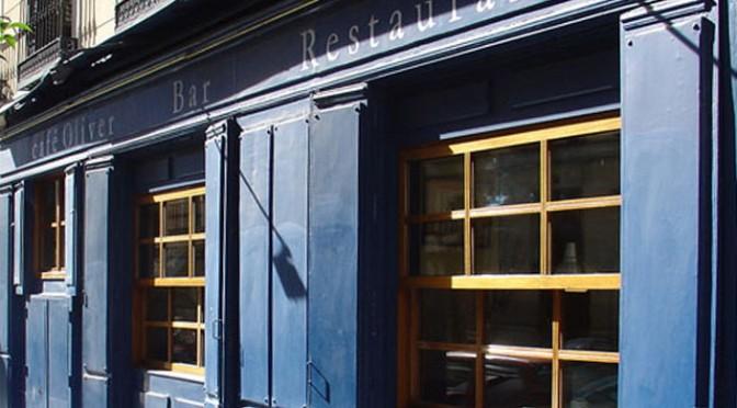 Café Oliver abierto desde el 27 de Junio