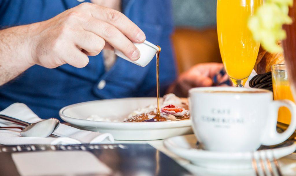 El Brunch de Café Oliver en Martinete