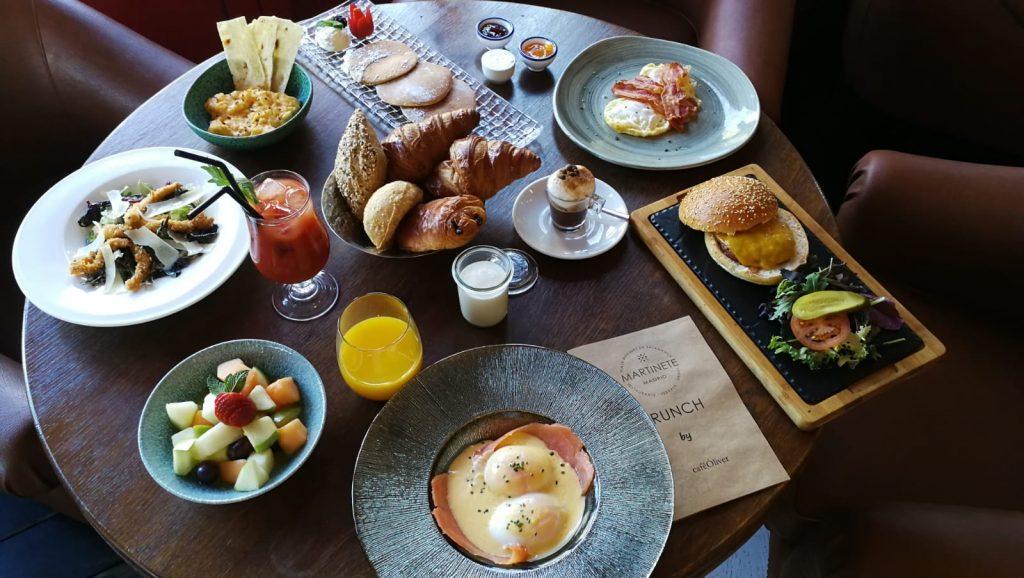 Brunch by Café Oliver Martinete Madrid