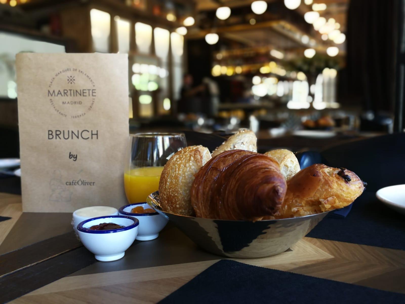 Brunch by Café Oliver Martinete Madrid