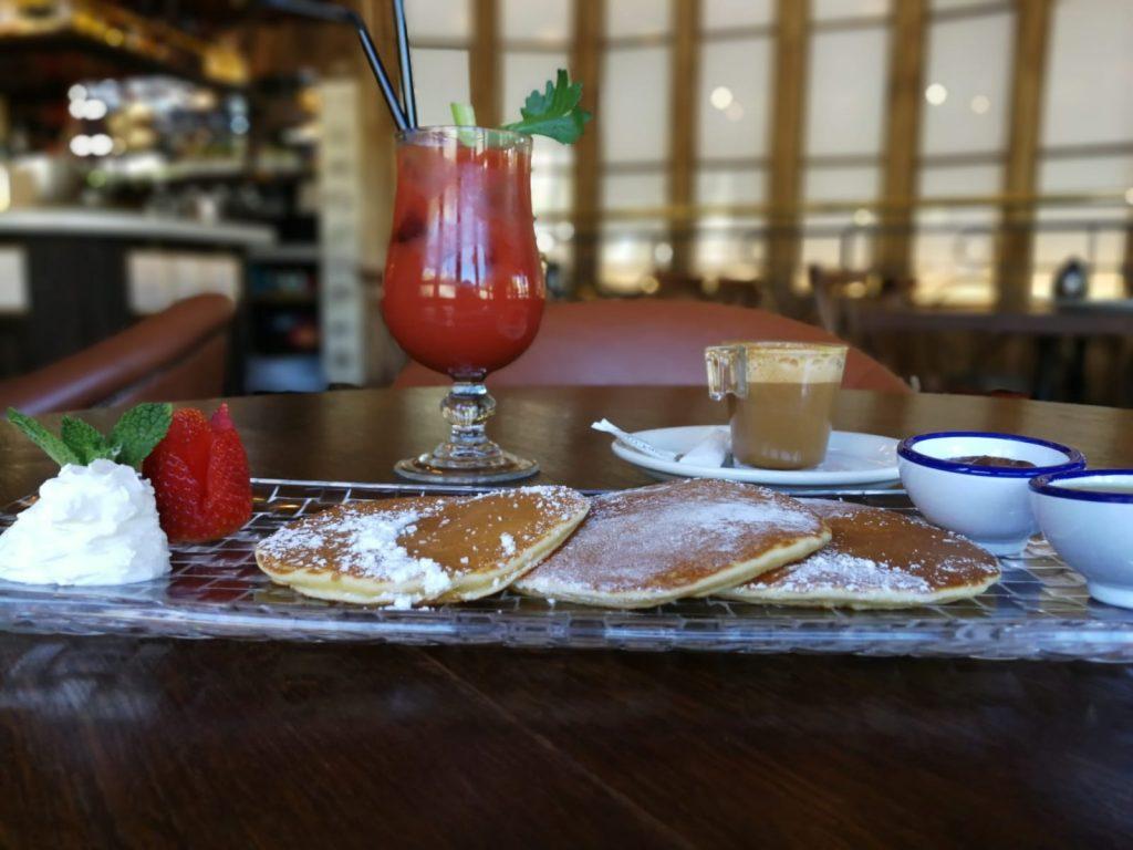 Pancakes en Brunch by Café Oliver Martinete