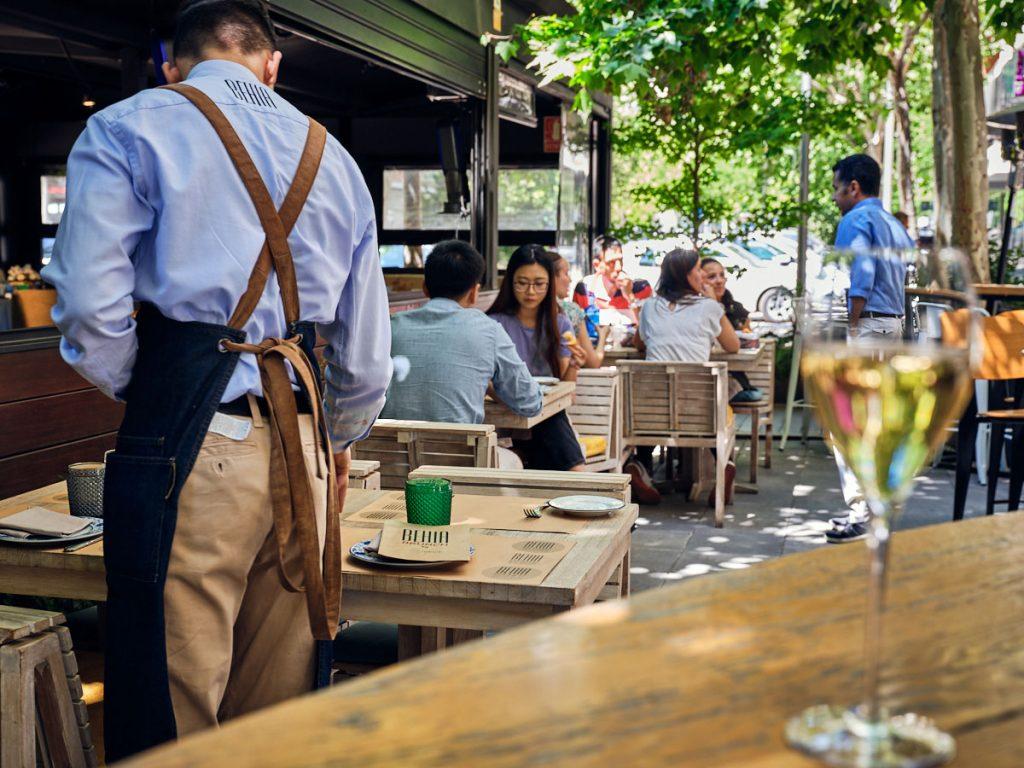 Brunch en Madrid con terraza
